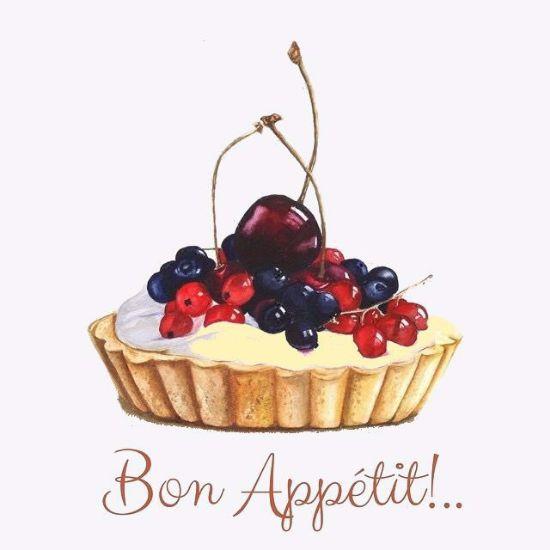 Picture of 7/6 - 7/9 - Bon Appetit!