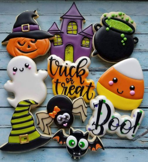 Picture of 10/29 - Halloween Cookies Spooktacular