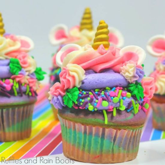 Picture of 10/10 - Cupcake challenge