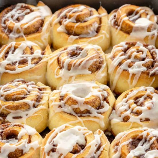 Picture of 11/5- Cinnamon Roll workshop (ages 7+)