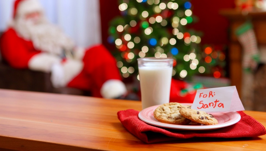 Picture of 12/23 - Cookies for Santa and reindeer food